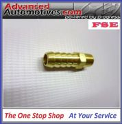 1/8NPT Thread To 8mm Tail Push On Hose Brass Manifold Adaptor Fuel Air Water